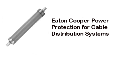 Eaton Cooper Power NX Fuse for Cable Distribution fuse protection.